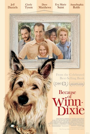 Because of Winn-Dixie - Movie Poster (thumbnail)