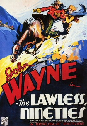 The Lawless Nineties - Movie Poster (thumbnail)