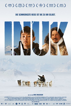 Inuk - German Movie Poster (thumbnail)