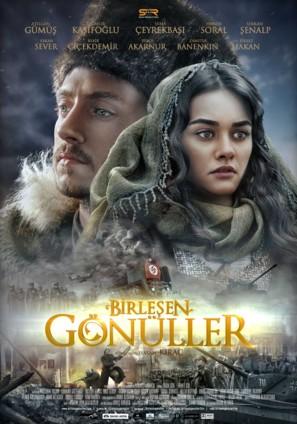Birlesen Gonuller - Turkish Movie Poster (thumbnail)
