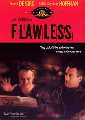 Flawless - DVD movie cover (thumbnail)