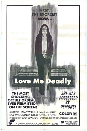Love Me Deadly - Movie Poster (thumbnail)
