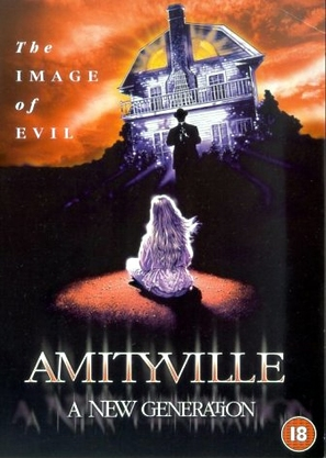 Amityville: A New Generation - British Movie Cover (thumbnail)