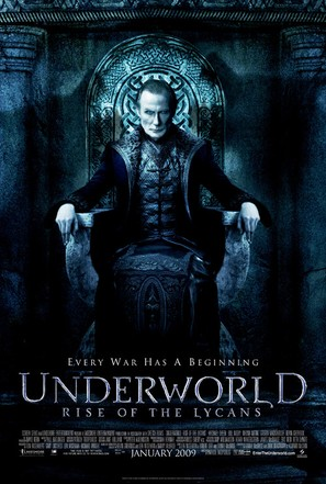 Underworld: Rise of the Lycans - Movie Poster (thumbnail)