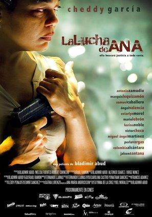 Anna's Struggle - Movie Poster (thumbnail)