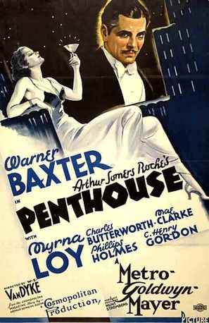 Penthouse - Movie Poster (thumbnail)