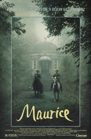 Maurice - Movie Poster (thumbnail)