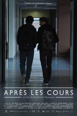 Après les cours - French Movie Poster (thumbnail)