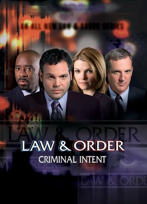 """Law & Order: Criminal Intent"" - Movie Poster (thumbnail)"