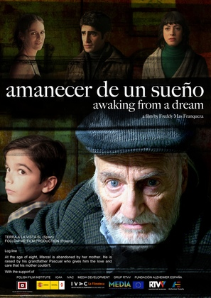 Amanecer de un sueño - Spanish Movie Poster (thumbnail)