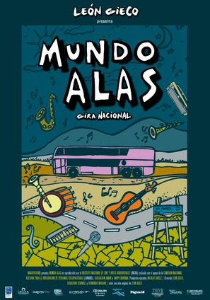 Mundo alas - Argentinian Movie Poster (thumbnail)
