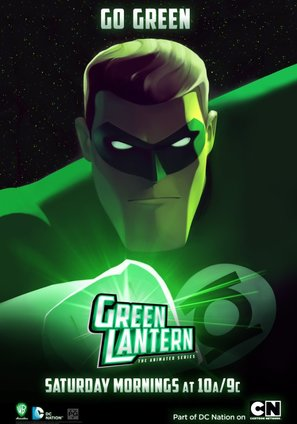 """Green Lantern: The Animated Series"""