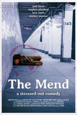 The Mend - Movie Poster (thumbnail)