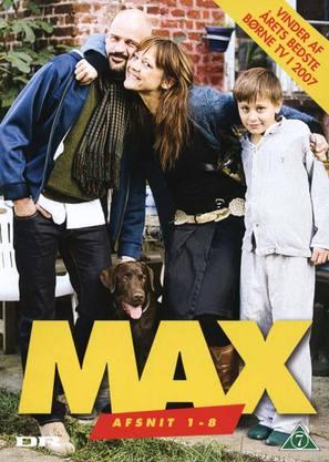 """Max"" - Danish DVD cover (thumbnail)"