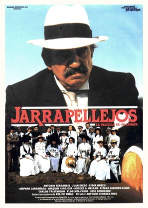 Jarrapellejos - Spanish Movie Poster (thumbnail)