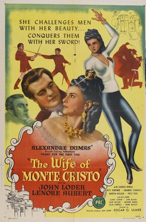 The Wife of Monte Cristo - Movie Poster (thumbnail)