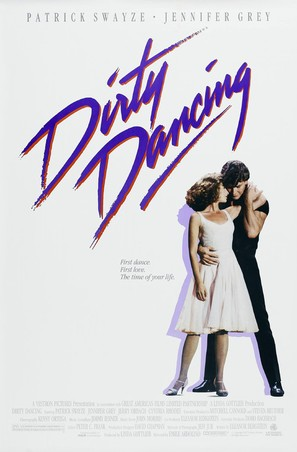Dirty Dancing - Movie Poster (thumbnail)