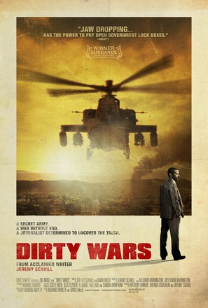 Dirty Wars - Movie Poster (thumbnail)