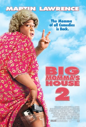 Big Momma's House 2 - Movie Poster (thumbnail)