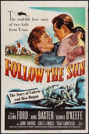 Follow the Sun - Movie Poster (thumbnail)