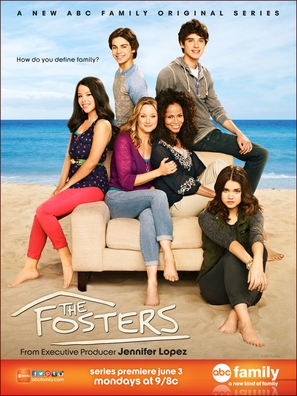 """The Fosters"" - Movie Poster (thumbnail)"
