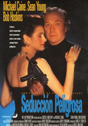 Blue Ice - Spanish Movie Poster (thumbnail)