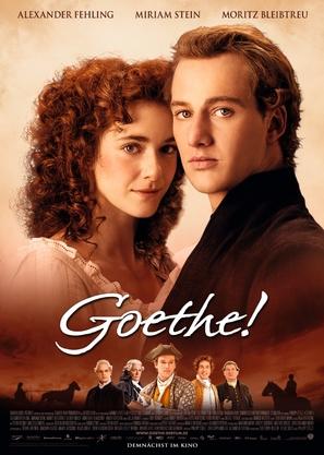Goethe! - German Movie Poster (thumbnail)
