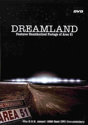 Dreamland: Area 51 - Movie Cover (thumbnail)