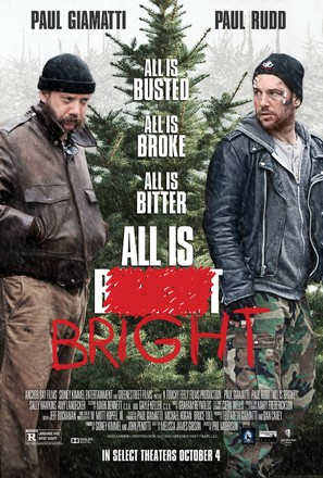 All Is Bright - Movie Poster (thumbnail)