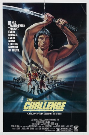 The Challenge - Movie Poster (thumbnail)