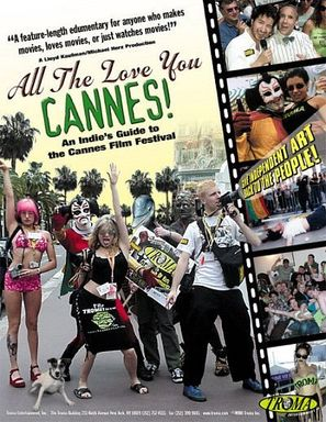 All the Love You Cannes! - Movie Poster (thumbnail)