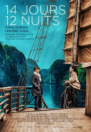 14 jours, 12 nuits - Canadian Movie Poster (thumbnail)