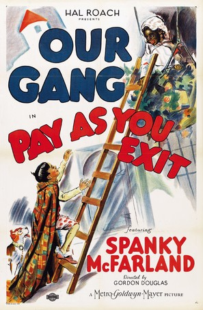 Pay As You Exit - Movie Poster (thumbnail)