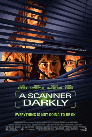 A Scanner Darkly - Movie Poster (thumbnail)