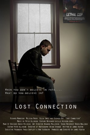 Lost Connection - British Movie Poster (thumbnail)