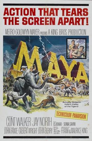 Maya - Movie Poster (thumbnail)