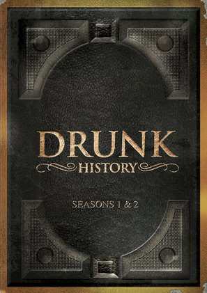 """Drunk History"" - DVD movie cover (thumbnail)"