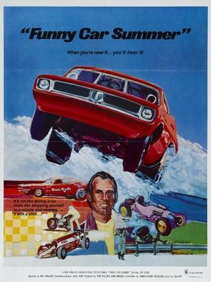 Funny Car Summer - Movie Poster (thumbnail)