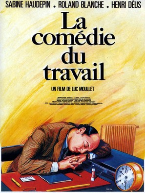 La comédie du travail - French Movie Poster (thumbnail)