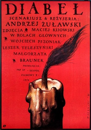 Diabel - Polish Movie Poster (thumbnail)