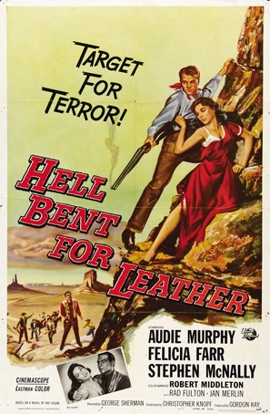 Hell Bent for Leather - Movie Poster (thumbnail)