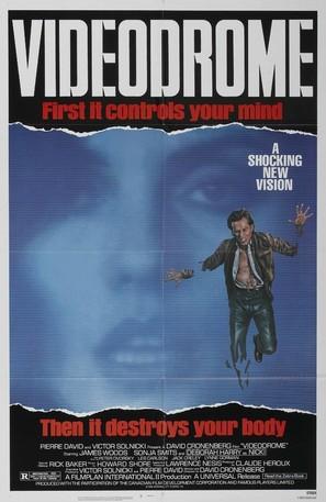 Videodrome - Movie Poster (thumbnail)
