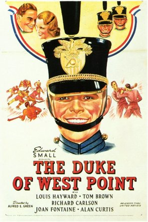 The Duke of West Point - Movie Poster (thumbnail)