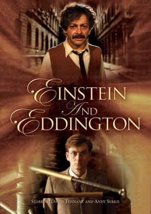 Einstein and Eddington - British Movie Poster (thumbnail)