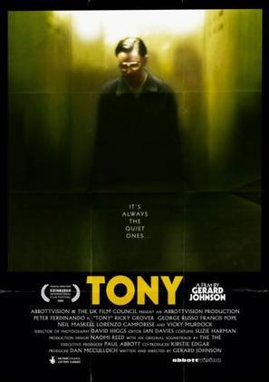 Tony - British Movie Poster (thumbnail)