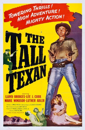 The Tall Texan - Movie Poster (thumbnail)