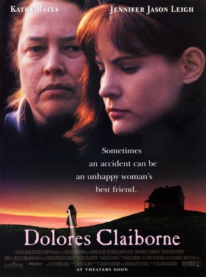 Dolores Claiborne - Movie Poster (thumbnail)