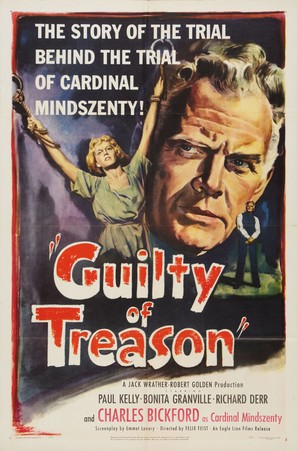 Guilty of Treason - Movie Poster (thumbnail)