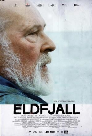 Eldfjall - Icelandic Movie Poster (thumbnail)