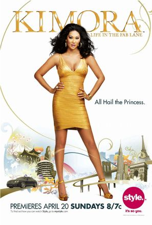 """Kimora: Life in the Fab Lane"" - poster (thumbnail)"
